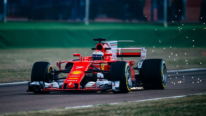 SF70H: straight to the track