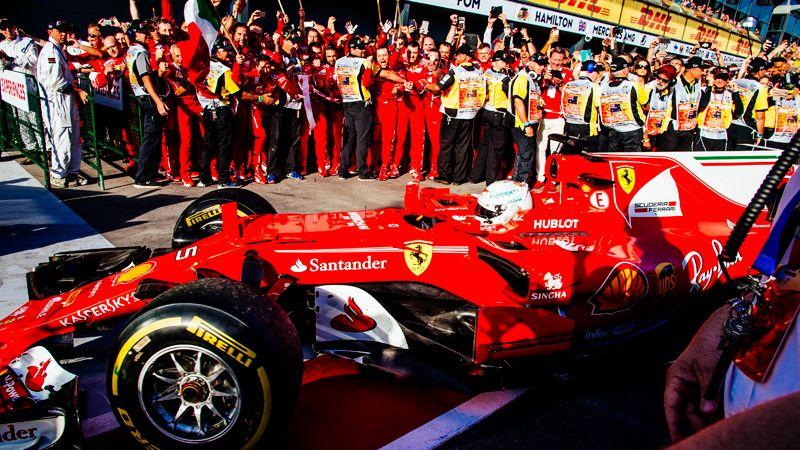 Australian Grand Prix - Such a good feeling